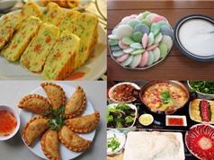 Món ngon trong tuần: Bánh trung thu tiramisu cacao, trứng cuộn kiểu Hàn Quốc, bánh sữa tươi chiên