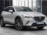 Mazda sắp ra mắt CX-3 2018