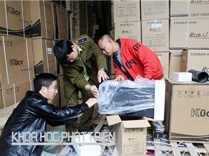 Quy định mới của Chính phủ: Miễn ghi nhãn phụ tiếng Việt với một số mặt hàng