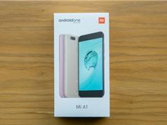 Clip: Mở hộp Xiaomi Mi A1 vừa ra mắt