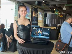 Cận cảnh laptop chip Intel thế hệ thứ 8 đầu tiên trên thế giới vừa về Việt Nam