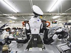 Chiến lược mới ngăn robot cướp việc của con người