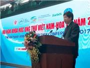 19 chuyên gia Mỹ đến Việt Nam trao đổi về ung thư