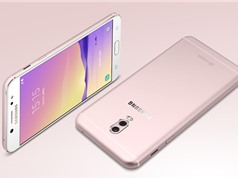 Samsung ra mắt Galaxy C8: Camera kép, RAM 3 GB