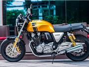 Chi tiết môtô Honda CB1100RS 2017 giá gần 500 triệu tại Hà Nội