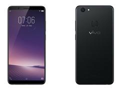 Vivo V7 Plus trình làng: Màn hình FullView, camera selfie 24 MP, RAM 4 GB