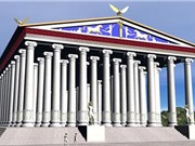 Phát hiện đền thờ nữ thần Artemis tại Hy Lạp