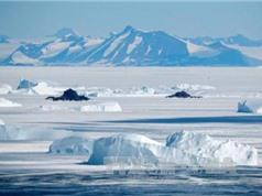 Hai yếu tố bất thường khiến băng tan kỷ lục ở Nam Cực