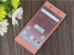 Bảng giá điện thoại Sony tháng 9/2017: Xperia XZ Premium Pink Gold giảm giá mạnh