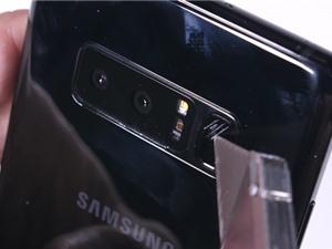 Clip: Bất ngờ trước độ bền của Samsung Galaxy Note 8