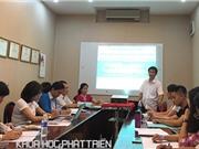 Khai giảng khóa đào tạo quản trị tài sản trí tuệ trong doanh nghiệp