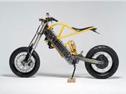 ExoDyne xe máy điện độ phong cách độc đáo