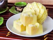 Công thức làm bánh Trung thu rau câu nhân sầu riêng
