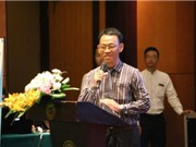 PGS.TS. Hoàng Đức Huy làm Chủ tịch Hiệp hội các nhà ngư học Châu Á