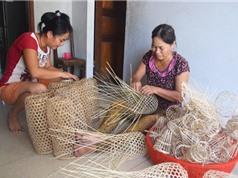 Clip: Làng nghề đan lờ 200 năm tại Quảng Nam