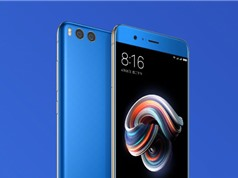 Xiaomi ra mắt Mi Note 3: Chip S660, camera kép, giá từ 8,62 triệu