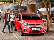 Chevrolet Spark 2017 ra mắt thị trường Việt, giá từ 299 triệu đồng