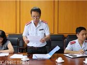 Bộ Khoa học và Công nghệ thanh tra tại Viện Hàn lâm KH&CN Việt Nam