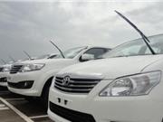 Việt Nam nhập khẩu ôtô nhiều nhất từ Indonesia