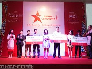 Dự án quảng cáo trên xe cá nhân đoạt giải thưởng 15.000USD