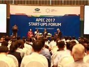 APEC tăng cường hợp tác hỗ trợ doanh nghiệp khởi nghiệp