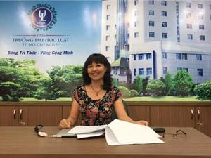 PGS-TS Lê Thị Nam Giang - ĐH Luật TPHCM: Nhiều trường chưa có cơ chế quản lý tài sản trí tuệ