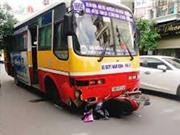 CLIP HOT NGÀY 14/9: Xe buýt gây tai nạn chết người ở Nam Định, hổ mang tấn công sư tử