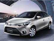 Bảng giá xe Toyota tháng 9/2017: Vios, Innova giảm giá