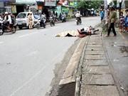 CLIP HOT NGÀY 15/9: Xe tải cán chết người ở TPHCM, sư tử chết vì giun