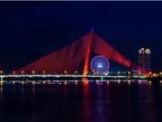 Cận cảnh cây cầu có thiết kế độc đáo bậc nhất Việt Nam