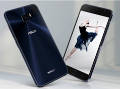 Asus ra mắt ZenFone V: Chip S820, RAM 4 GB, camera 23 MP