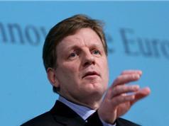Cựu thủ tướng Phần Lan thuyết trình về đổi mới sáng tạo