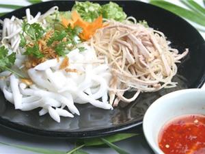 Bánh tằm Ngan Dừa - đặc sản làm nên danh tiếng ẩm thực Bạc Liêu