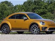 Cận cảnh Volkswagen Beetle Dune 2017 giá 1,469 tỷ đồng tại Việt Nam