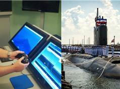 Mỹ sắp điều khiển được tàu ngầm tối tân dễ như chơi game