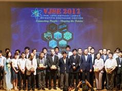 Hội nghị giao lưu khoa học Việt Nam - Nhật Bản lần thứ 10