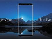 Smartphone đẹp như Galaxy S8, camera kép, giá 4,54 triệu đồng