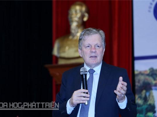 """Cựu thủ tướng Phần Lan: """"Đổi mới sáng tạo là phải liên tục thay đổi"""""""