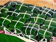 Bánh chưng Tranh Khúc: Đặc sản nhất định phải nếm khi đến Hà Nội