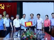 Bộ KH&CN ủng hộ đồng bào Hà Tĩnh chịu ảnh hưởng của bão số 10