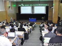 200 chuyên gia đến từ nhiều nước dự hội thảo GEOSS-AP 10
