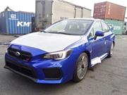 Subaru WRX STI 2018 - xe sedan thể thao đầu tiên về Việt Nam
