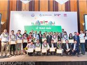 Vinh danh 21 doanh nghiệp khởi nghiệp sáng tạo ứng phó với biến đổi khí hậu