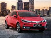 Toyota Corolla Altis 2017 chính thức bán ra ở Việt Nam, giá từ 702 triệu