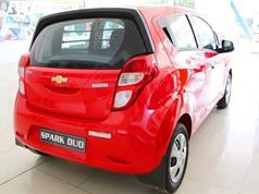 Ảnh thực tế Chevrolet Spark Duo 2018 giá 299 triệu ở Việt Nam
