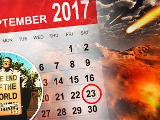 Sự thật lời tiên tri thế giới diệt vong vào ngày 23/9/2017