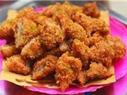 Học cách làm món nem chua rán ngon như người Hà Nội