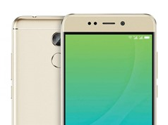 Gionee trình làng smartphone camera selfie 16 MP, pin 4.000 mAh, giá  gần 5 triệu