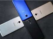 Meizu M6 ra mắt: Cảm biến vân tay, RAM 3 GB, giá từ 2,39 triệu đồng