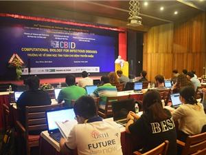 110 nhà khoa học dự trường hè về sinh học tính toán cho bệnh truyền nhiễm